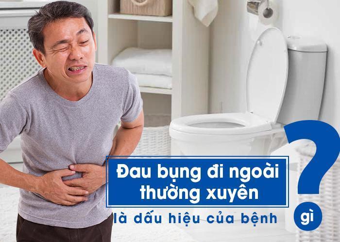 """Cứ ăn xong đau bụng đi ngoài – Cẩn thận tử thần """"ghé thăm"""""""