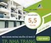 Mở bán shophouse Nha Trang đường 43m VCN Phước Long 2, giá chỉ từ 5.5 tỷ/căn