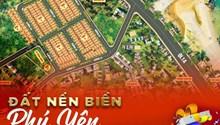 Siêu Dự Án Đất Nền Phú Yên - Đất Nền Sổ Đỏ Biển KDC Đồng Mặn