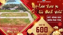 5 nguyên tắc đầu tư và dự án vàng đất nền ven biển Phú Yên để có lãi hơn 300%