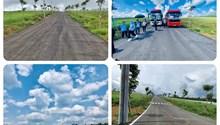 Bán 600m2 đất full thổ ngay KCN Nam Pleiku giá đầu tư 700 triệu