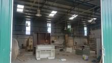 Cho thuê nhà kho xưởng đẹp 250 m2 đường Đê Sông Đuống, Long Biên, Hà Nội
