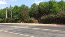 Bán 3500 m2 đất mặt tiền đối diện sân bay Hồ Tràm, xã Láng Dài