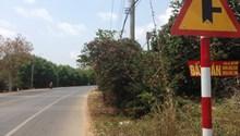 Bán 160m đất mặt tiền sâu 21m, thổ cư xã Láng Dài, đối diện Sân bay Ho Tram Trip