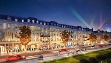 Shophouse Châu Âu, kiệt tác kiến trúc mặt đường Hạ Long, sinh lời ổn định, mặt đường, view biển, chi 10 tỷ