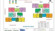 Bán xuất ngoại giao chung cư Ban Cơ yếu Chính phủ, căn 82m2  tầng 18 giá 29,5tr/m2