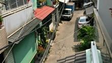 Cần vốn bán nhà Lũy Bán Bích Phú Thạnh 55m2 giá 4tỷ4