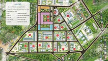 Đất nền sổ đỏ KĐT Ân Phú xây dựng tự do không ép tiến độ giá đầu tư 668TR