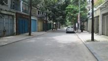 CC bán nhà liền kề KĐT Văn Phú cạnh công viên 80m2x4T chỉ 5.99 tỷ