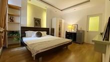 Cho thuê căn hộ 2 phòng ngủ Central Garden Building block M quận 1