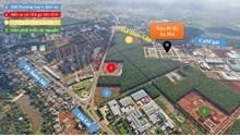 Bán đất đô thị sổ đỏ liền kề Cụm công nghiệp Tân An giá đầu tư 22TR/m2