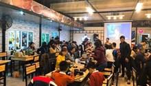 Chuyển nhượng nhà hàng ăn uống tại chợ ẩm thực Ngọc Lâm, Long Biên