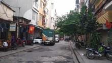 CC bán đất chia lô ngõ xe tải tránh Khu đô thị Văn Quán 70m2 chỉ 7.1 tỷ