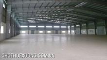 Cho thuê nhà xưởng may mặc 10.000m2 tại Liên Lộc Hậu Lộc, Thanh Hóa