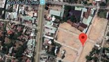 Đất nền có sổ đường 33 m Trần Phú, Điện Bàn, Quảng Nam, gần trạm thu phí
