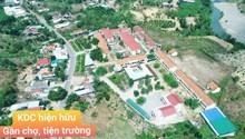 Đất nền sổ đỏ KĐT mới Khánh Vĩnh ven TP. Nha Trang giá 668 Triệu/Nền