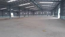 Cho thuê kho xưởng 1.000 m2 ở Kiêu Kỵ, Gia Lâm, 40k/m2