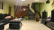 Nhà Lạc Trung, bãi ô tô cách 5m, MT 5m, 4 tầng, 40m2, full nội thất, thiết kế đẹp vô song,