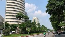 Bán nhà 6 tầng mặt phố Tôn Thất Thuyết, 120m, mt 5.5m, giá 40 tỷ