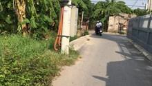 Bán đất siêu đẹp tại Giao Tất A, Kim Sơn, Gia Lâm 160m2, sau Học viện Tòa án, đường ô tô tránh nhau