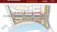 Shophouse Danko City Đường 30M Tiến Độ Nhanh Đầu Tư Ngay Lợi Nhuận 20%/Năm