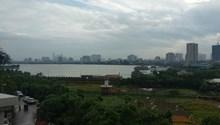 Bán biệt thự lô góc đường Âu Cơ, view Hồ Tây, 161m2x5 tầng, MT 26m, giá 40 tỷ