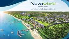 Novaworld Phan Thiết có quy mô gần 1.000ha
