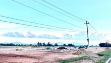 Bán đất nền tại kdc N4 (khu đô thị Cẩm Văn) đường 32m , Nhơn Hưng, An Nhơn