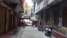 CC bán nhà ngõ Võng Thị, Tây Hồ, 61m2x4T mặt tiền 5,6m ngõ thoáng đường thông, giá 3,75 tỷ