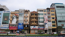 Bán đất phố Chùa Hà 126 m2, nở hậu, Kinh doanh tốt, ô tô tránh