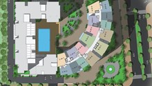 Cho thuê căn HimLam Riverside 102m2, 2PN, 2WC, 1 kho nhỏ, view đẹp, 18tr/tháng