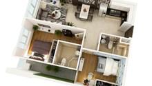 Cần bán gấp căn hộ Sài Gòn Gateway, quận 9, giá gốc mua năm 2017