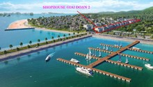 Boutique Shophouse Hạ Long, khách sạn mini vị trí đẹp nhất mặt biển
