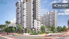 Bán căn hộ chung cư The Habitat Bình Dương giá tốt view mặt tiền QL13