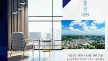 Opal Skyline giai đoạn 2- nơi hội tụ những giá trị kiến trúc hiện đại tại Bình Dương