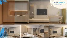 Căn hộ du lịch Novabeach Cam Ranh, cam kết cho thuê 15 năm, CK đến 20%giá trị căn hộ