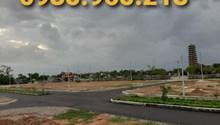 Bán đất mặt tiền kinh doanh tại Khu đô thị mới Cẩm Văn trung tâm An Nhơn