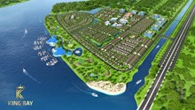 King Bay mở bán phân khu A1 ngay bến du thuyền