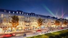 Shophouse Europe Sun Group Hạ Long, cam kết lợi nhuận 130%