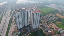 Cần bán căn chung cư 80m2, Hateco Hoàng Mai