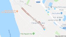 Cho thuê 350m2 đất phố Thạch Cầu, phường Long Biên, giá rẻ