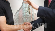 Cho thuê nhà 4 tầng 300 m2 diện tích sử dụng tại quận 9, có thể thuê 3 đến 5 năm