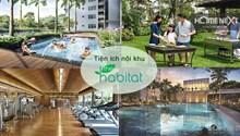 Bán căn hộ The habitat 1 phòng ngủ - với thiết kế đẳng cấp