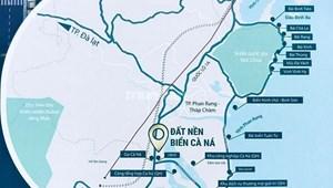 ''HOT ''đất nền giá hấp dẫn tại KDC Cầu quằn , Cà ná