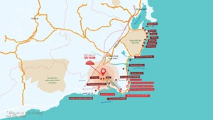 Lộc Xuân đầu năm ngay dự án KDC Cầu Quằn-Ninh Thuận vị trí tốt Biển Cát đẹp Cà Ná