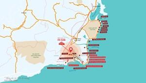Siêu Phẩm đầu năm dự án KDC Cầu Quằn-Ninh Thuận năm ngay Biển Du Lịch Hòn Cò