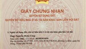 Chính chủ bán đất chia lô đầu phố Bà Triệu gần chợ Hà Đông nở hậu 50m2 chỉ 2.68 tỷ