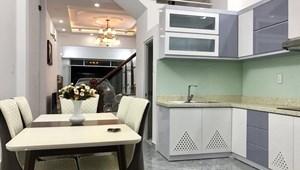 Bán gấp nhà 1T2L mới xây trong KĐT Mỹ Gia, Nha Trang, đường Võ Nguyên Giáp, 5x20m2