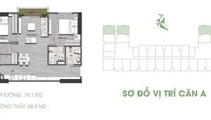 Mua căn hộ để ở chỉ có thể là Ecolife Riversider - bảng hàng tháng 3/2021