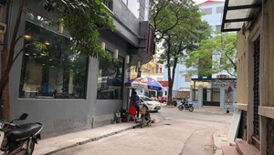 Cho thuê nhà mặt đường ngõ 57 Láng Hạ, chính chủ, 110m2